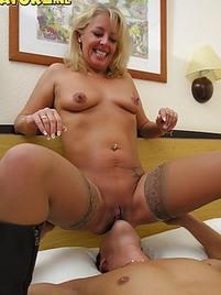 Redhead big tits fucked hard